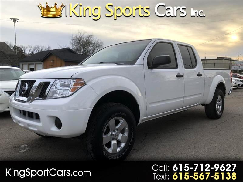 2009 Nissan Frontier 2WD Crew Cab LWB Auto SE *Late Avai