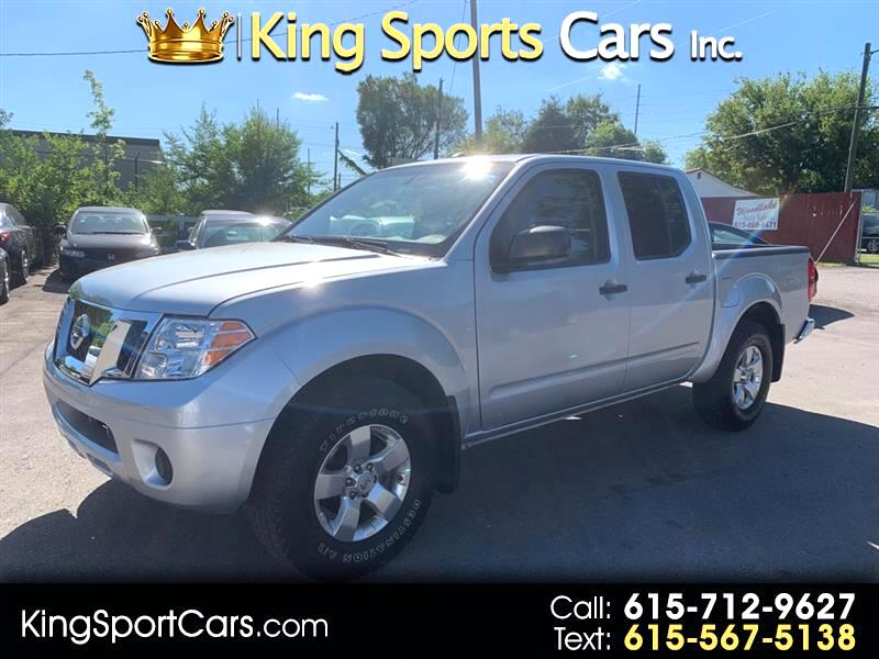 Nissan Frontier S Crew Cab 2WD 2012
