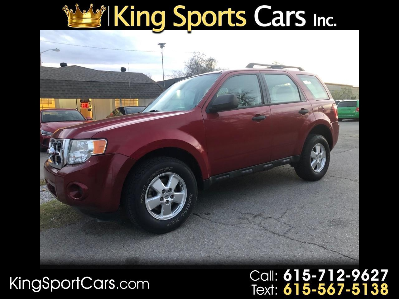 Ford Escape FWD 4dr XLS 2011