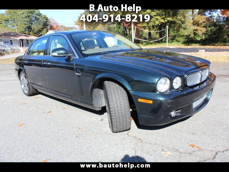 Jaguar XJ-Series XJ8L 2008