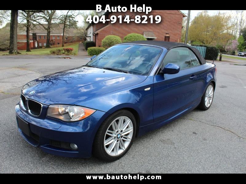 BMW 1-Series 128i Convertible 2011