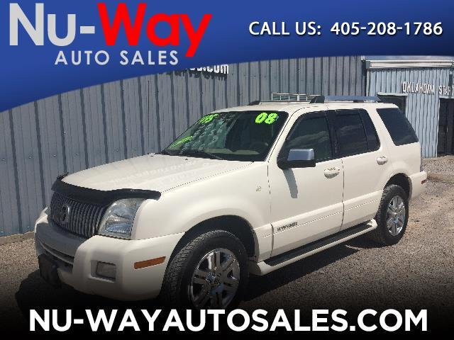 2008 Mercury Mountaineer Premier 4.0L 2WD