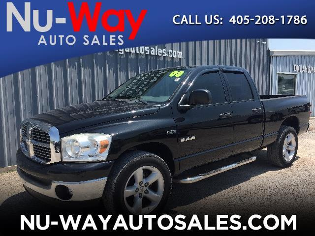 2008 Dodge Ram 1500 SLT Quad Cab Long Bed 2WD