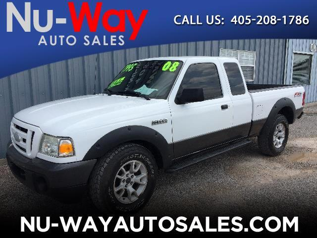 2008 Ford Ranger FX4 Off-Road SuperCab 4 Door