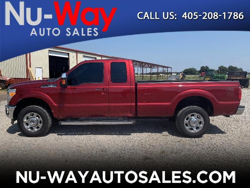 Ford F-250 SD Lariat SuperCab Long Bed 4WD 2016