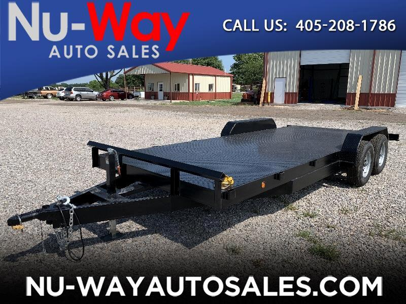 Texoma Trailers Car Hauler  2020