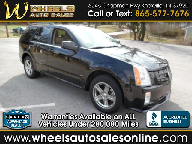 2008 Cadillac SRX AWD 4dr Luxury Collection