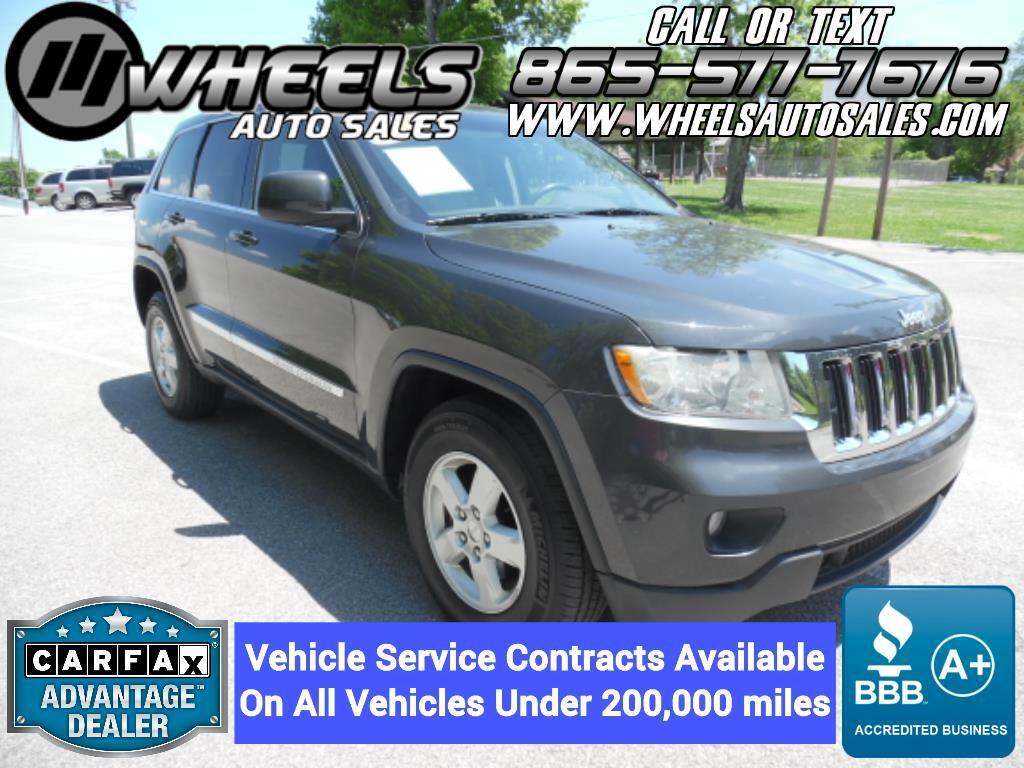 2011 Jeep Grand Cherokee 4WD 4dr Laredo