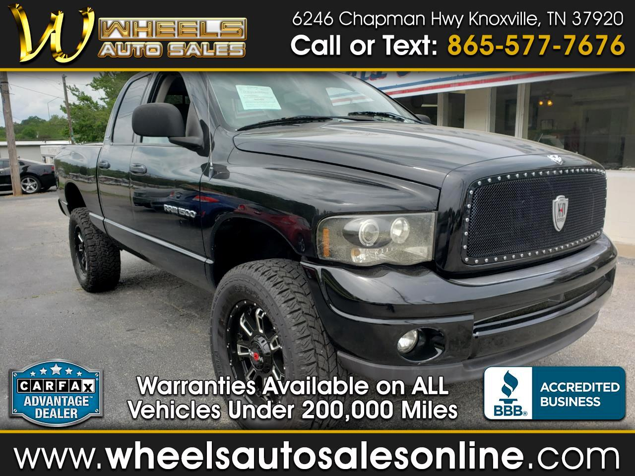 2002 Dodge Ram 1500 For Sale >> Used 2002 Dodge Ram 1500 In Knoxville Tn Auto Com 1d7hu18n82j149546