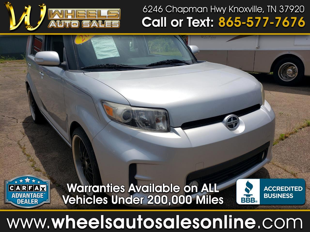 2011 Scion xB 5dr Wgn Man (Natl)