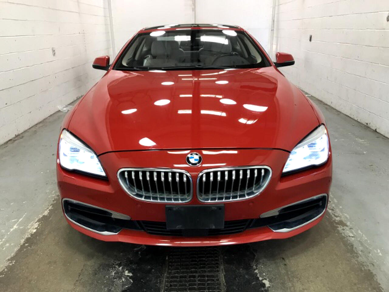 BMW 6 Series 2dr Cpe 650i xDrive AWD 2016