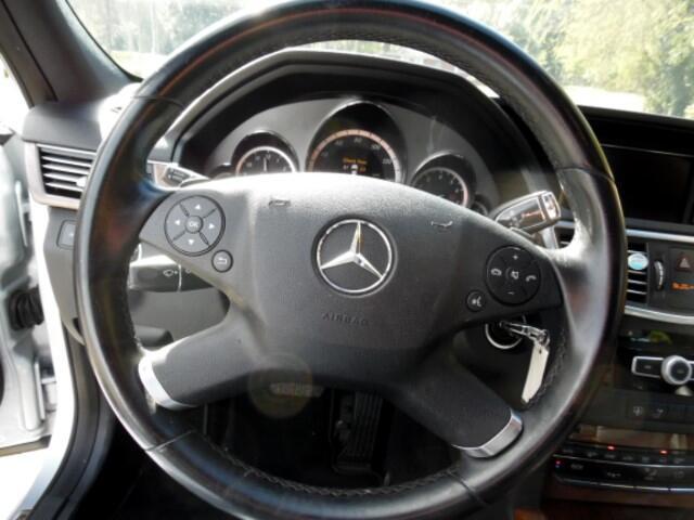 2012 Mercedes-Benz E-Class E350 Sedan