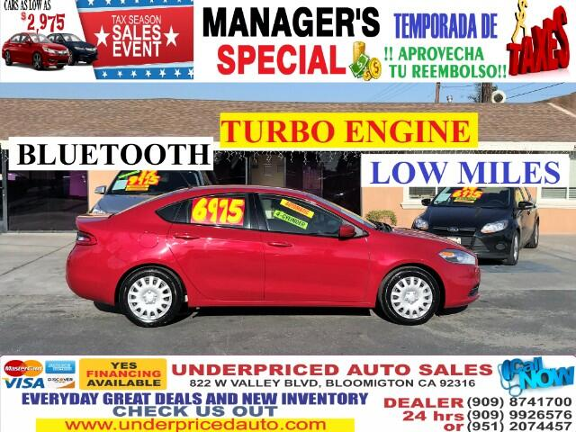 2013 Dodge Dart AERO MULTIAIR TURBO>>>WITH LOW MILES >>>A MUST!!!