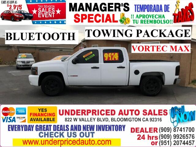 2007 Chevrolet Silverado Classic 1500 LT2 >>FULLY LOADED>WE MEAN IT!!!! BLUETOOTH