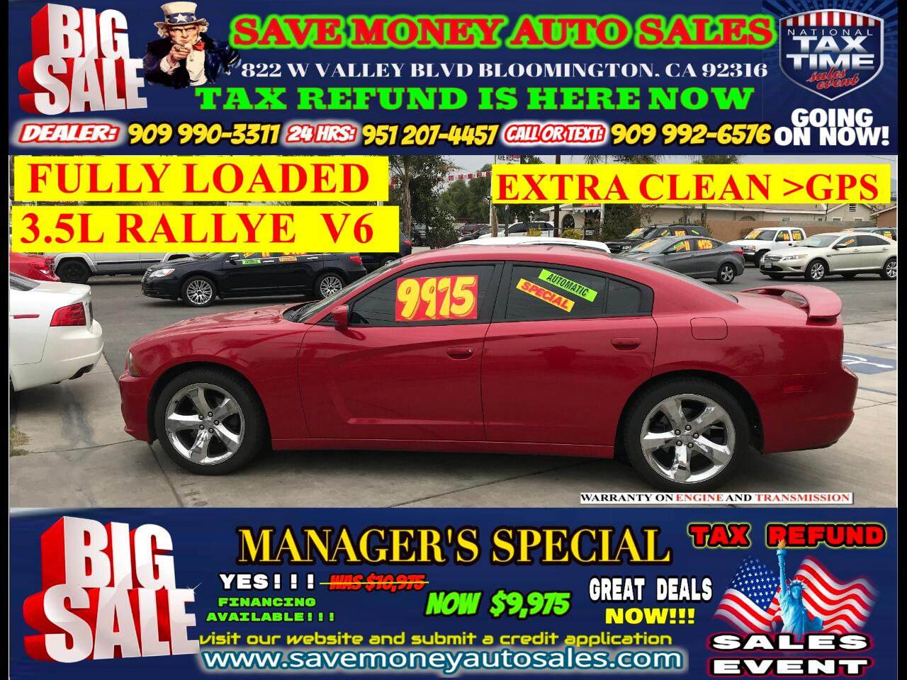 2011 Dodge Charger SE> FULLY LOADED > EXTRA CLEAN> GPS