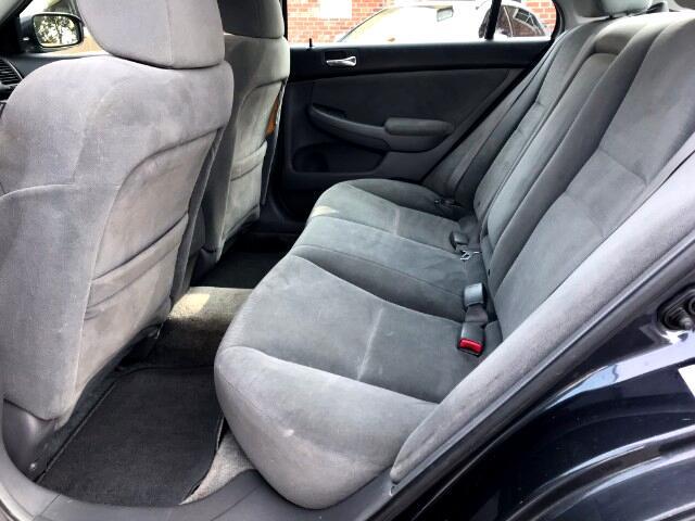 2006 Honda Accord LX sedan AT
