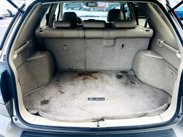 2001 Lexus RX 300 2WD