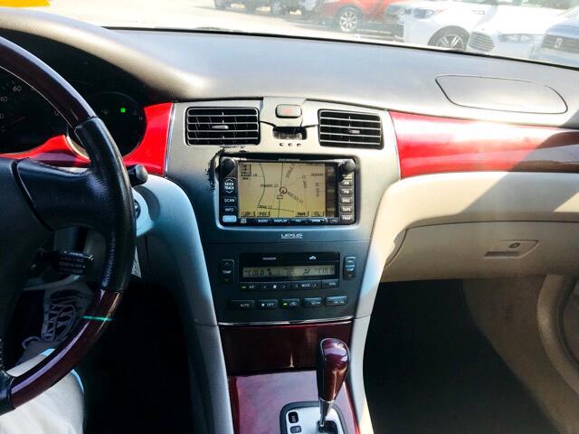 2002 Lexus ES 300 Sedan