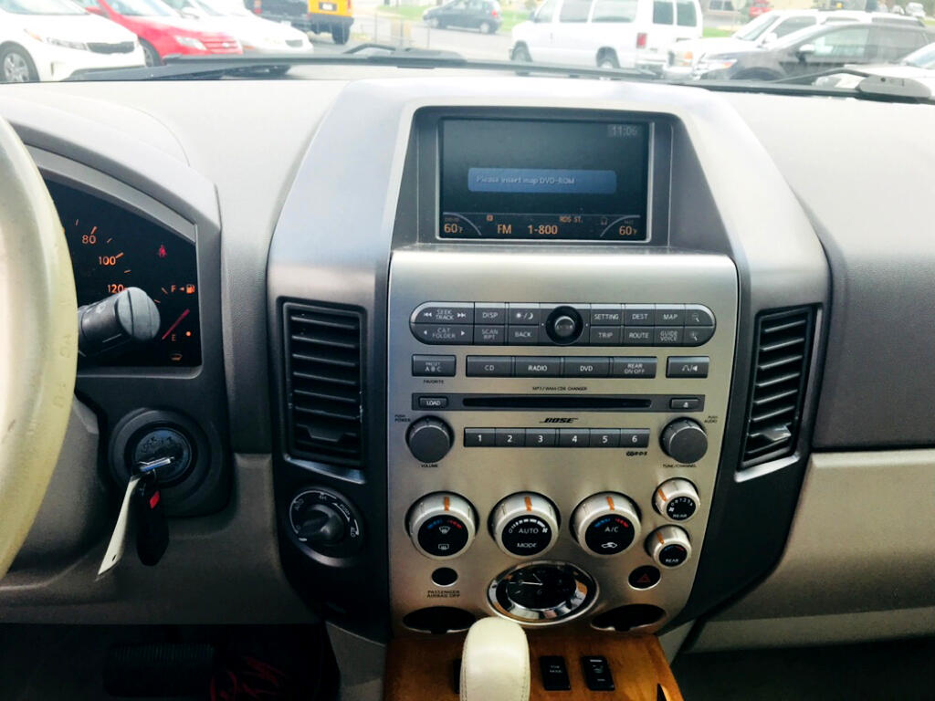 2006 Infiniti QX56 AWD
