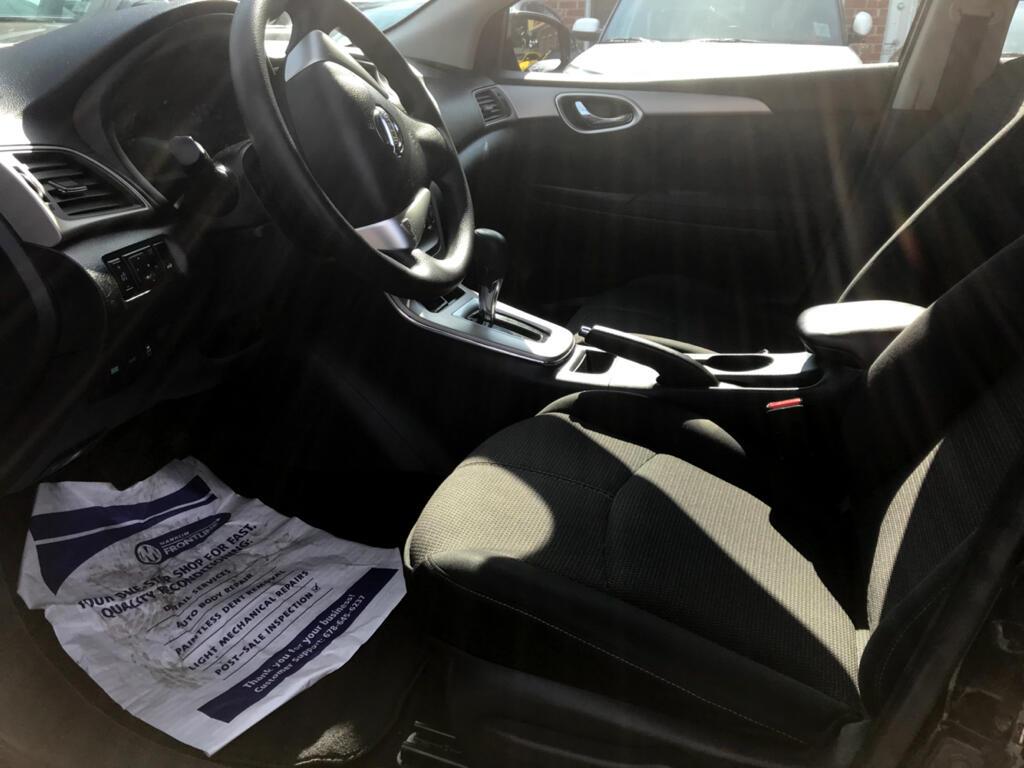 2014 Nissan Sentra S CVT
