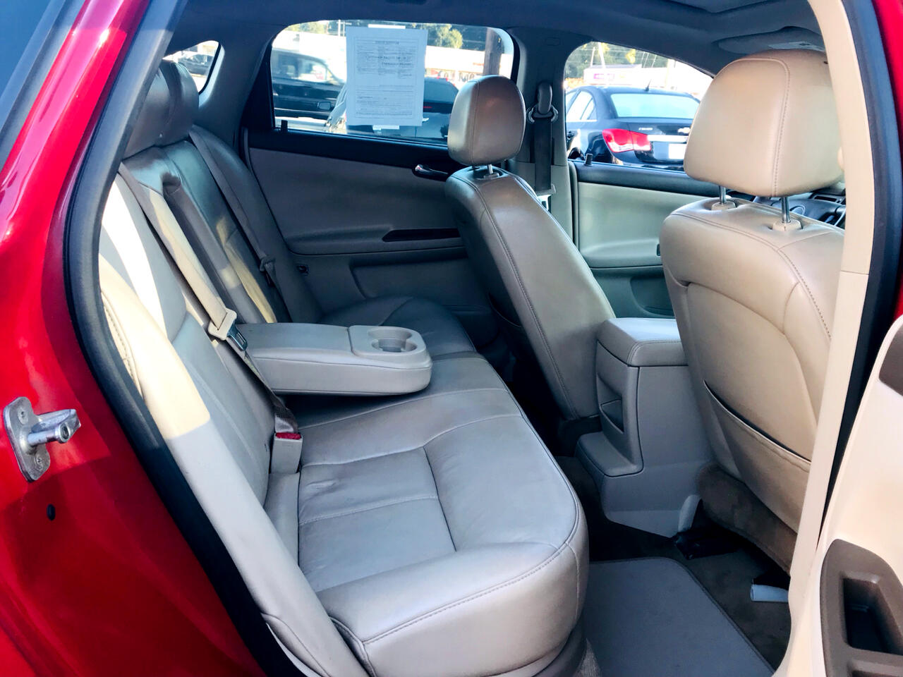 2008 Chevrolet Impala LTZ