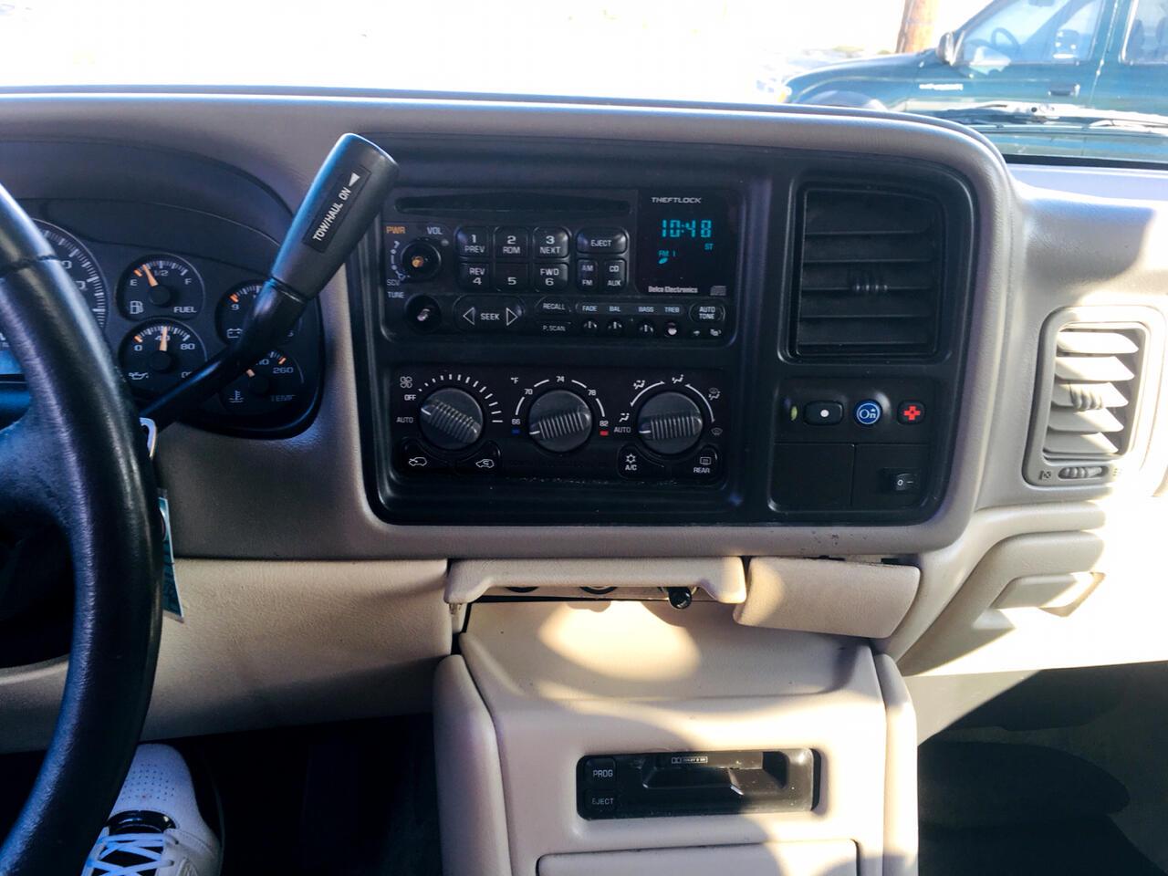 2002 GMC Yukon XL 1500 2WD