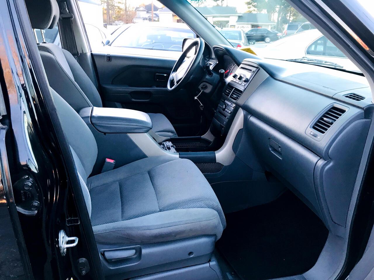 2008 Honda Pilot SE 2WD