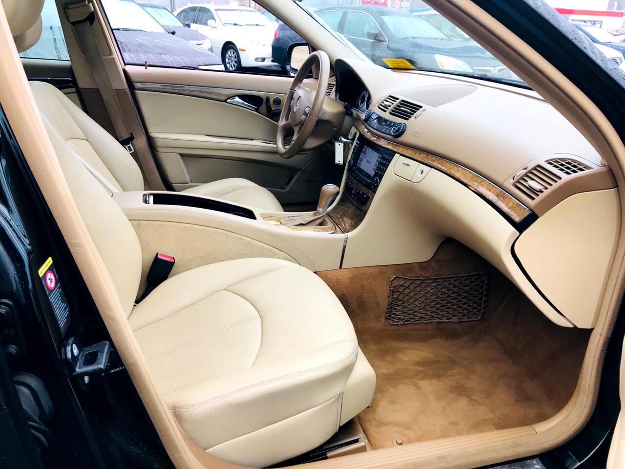 2007 Mercedes-Benz E-Class E350