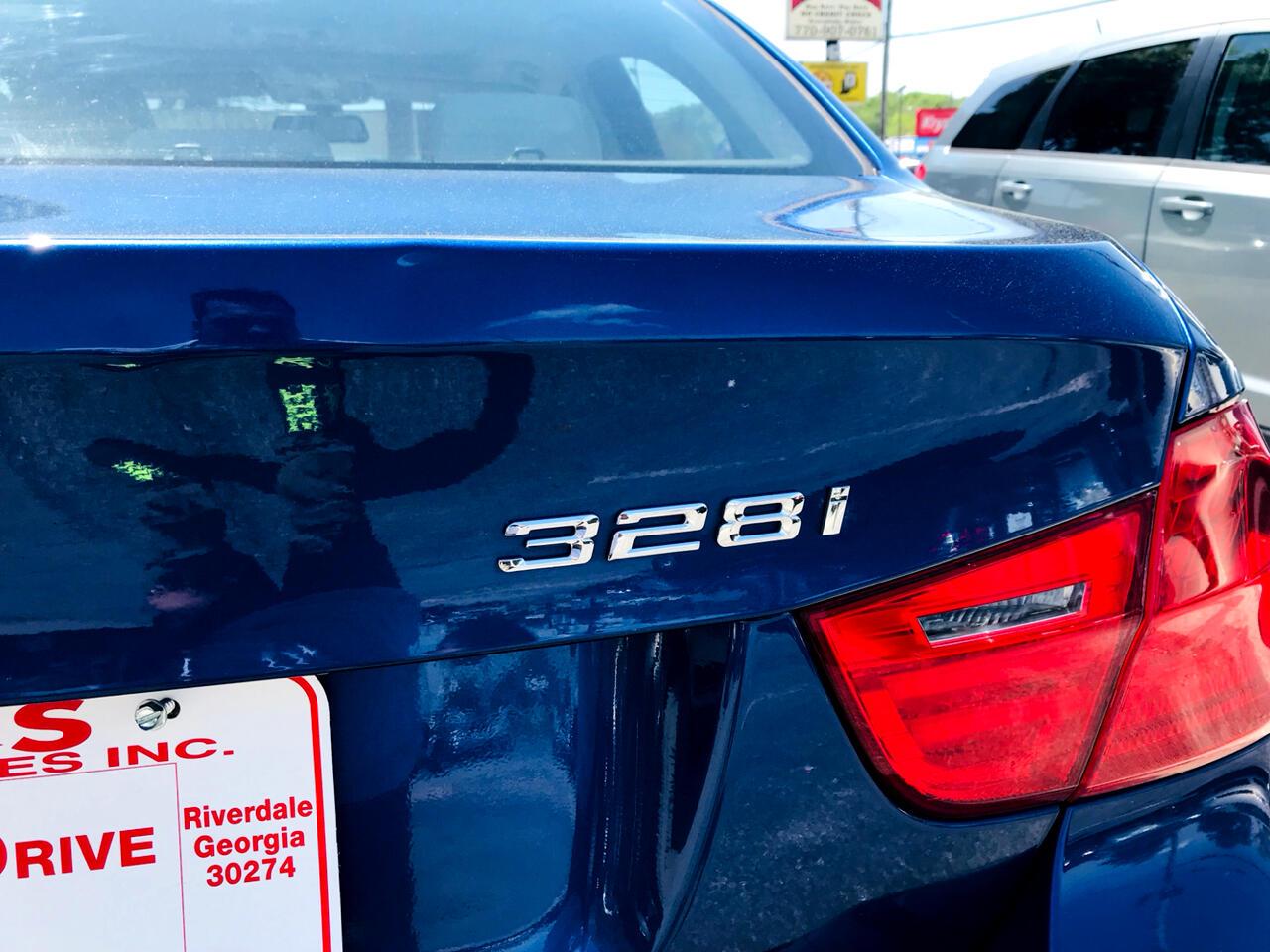 2010 BMW 3-Series 328i SA