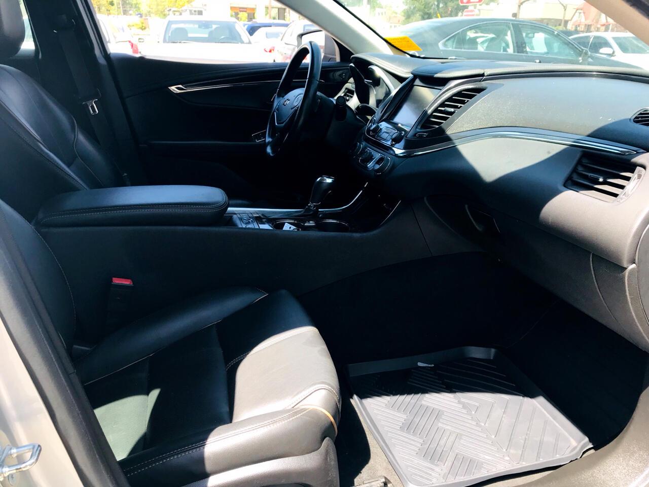 2015 Chevrolet Impala 4dr Sdn LTZ