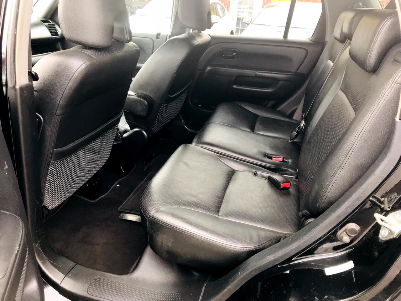 2006 Honda CR-V SE 4WD AT