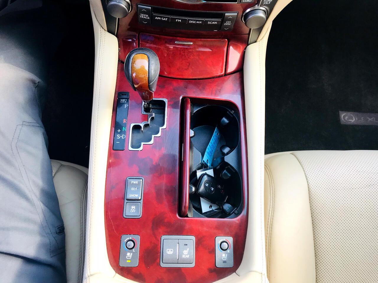 2007 Lexus LS 460 Luxury Sedan