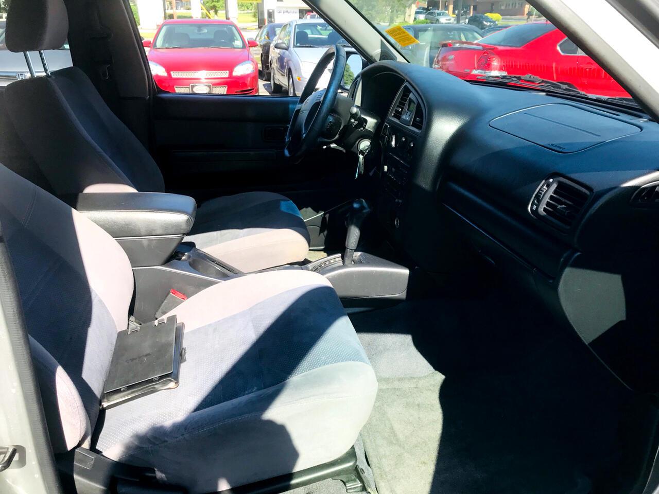 2001 Nissan Pathfinder SE 4WD