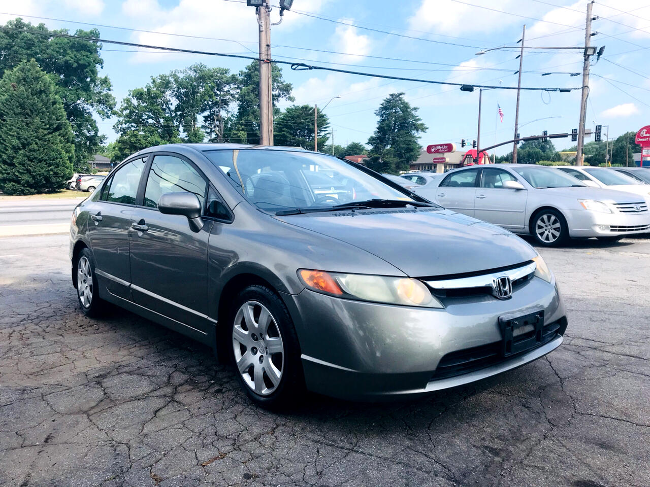 2008 Honda Civic 1.5 4-Door Sedan