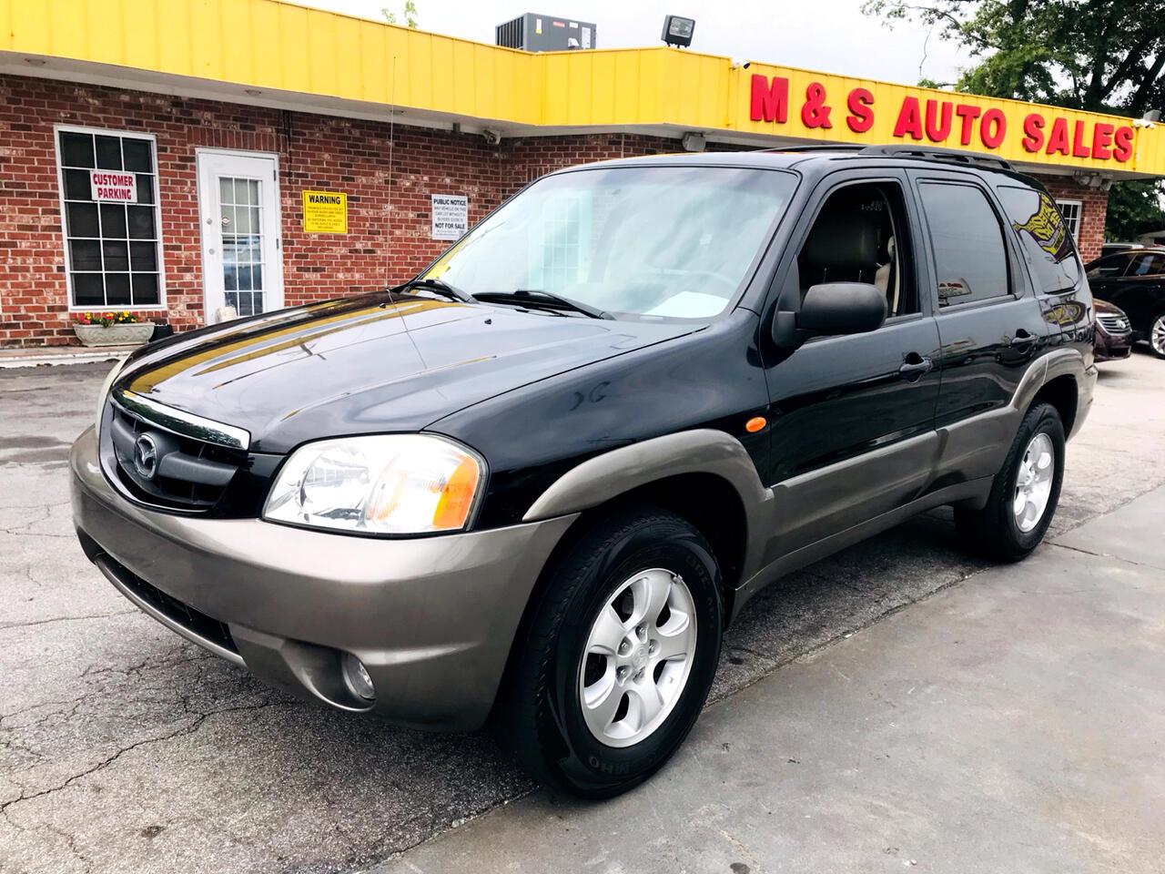 Mazda Tribute ES 2003