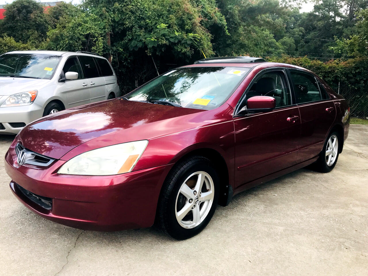 2004 Honda Accord EX-L Sedan with XM Radio