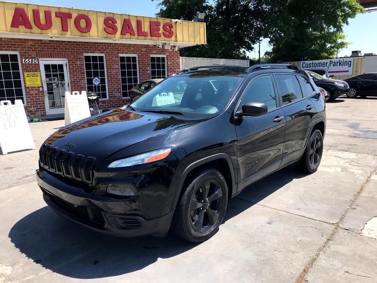 Jeep Cherokee Sport FWD 2017