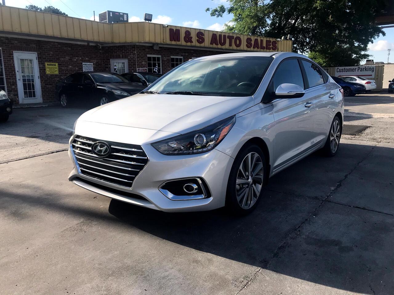 Hyundai Accent Limited Sedan IVT 2020