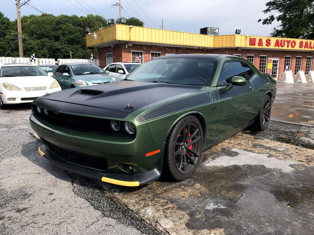 Dodge Challenger T/A 392 RWD 2018