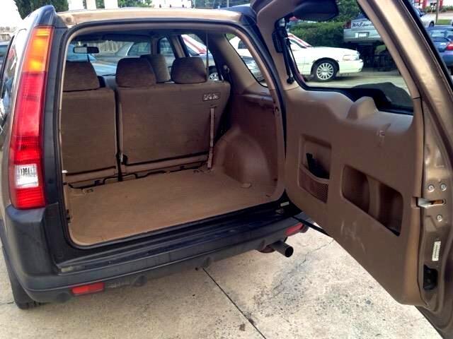 2004 Honda CR-V LX 2WD AT