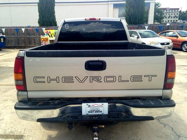 2002 Chevrolet Silverado 1500 LT Ext. Cab Short Bed 2WD