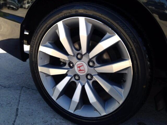 2010 Honda Civic Si Sedan with Performance Tires