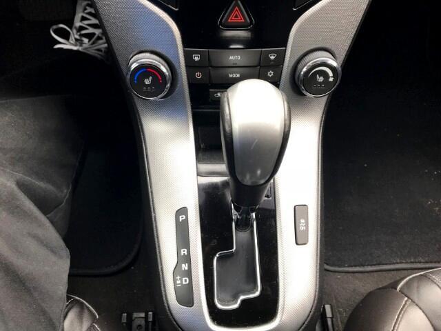 2015 Chevrolet Cruze LTZ Auto