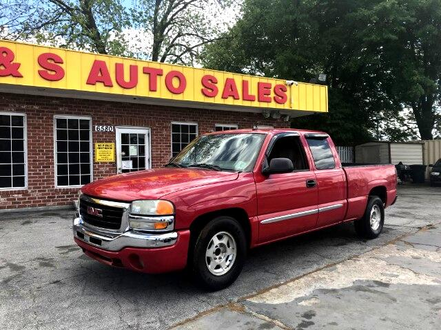 GMC Sierra 1500 Work Truck Ext. Cab Short Bed 2WD 2004