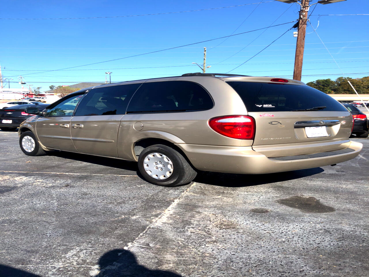 2003 Chrysler Town & Country LX FWD