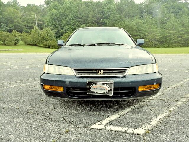 1996 Honda Accord EX V6 sedan