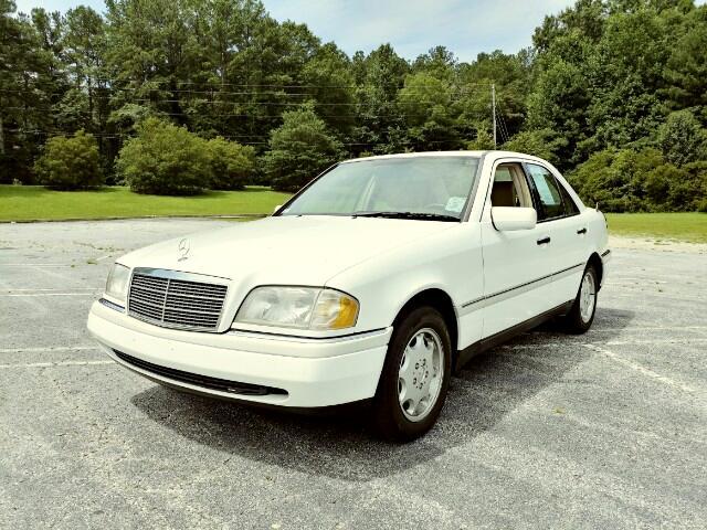 1995 Mercedes-Benz C-Class C220