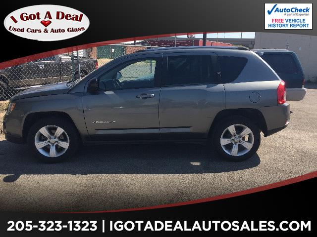 2012 Jeep Compass Latitude FWD
