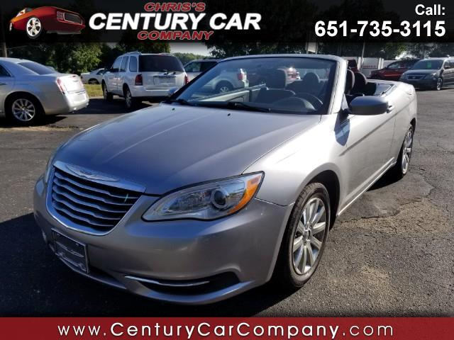 2013 Chrysler 200 Touring Convertible