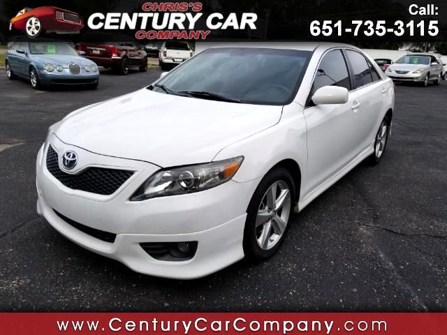 2011 Toyota Camry Luxury Equipped